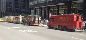 food trucks on park avenue