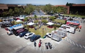linkedin food truck campus